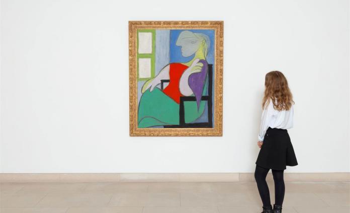 Picasso deslumbra en una subasta neoyorquina con un retrato de 103 millones
