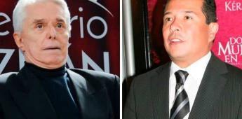 Adolfo Infante denuncia a Enrique Guzmán