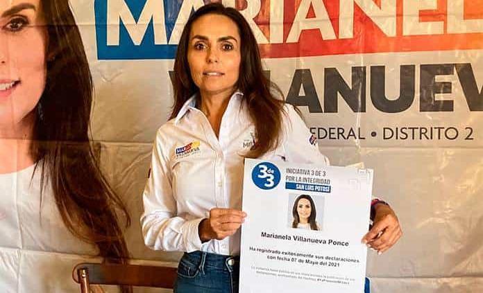 Marianela impugnará ante Tribunal Electoral elección de Distrito 2 Federal, por irregularidades aritméticas detectadas