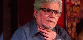 Murió el actor Jaime Garza a los 67 años