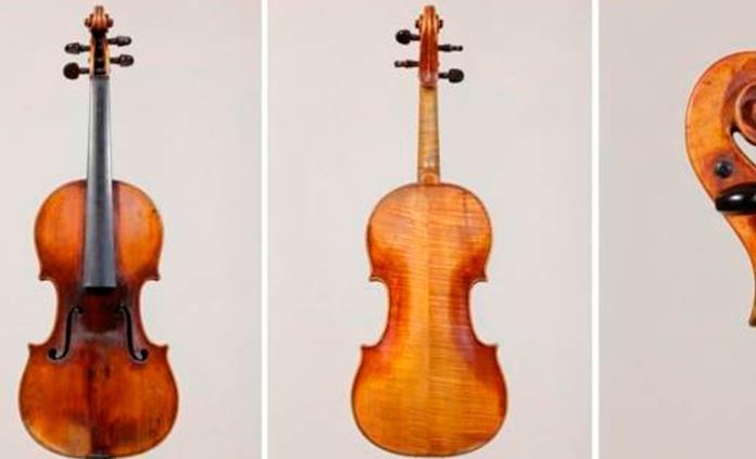 Identifican un violín Guarneri en Italia gracias a una foto de WhatsApp