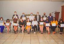 Entregan el Premio Municipal de Educación