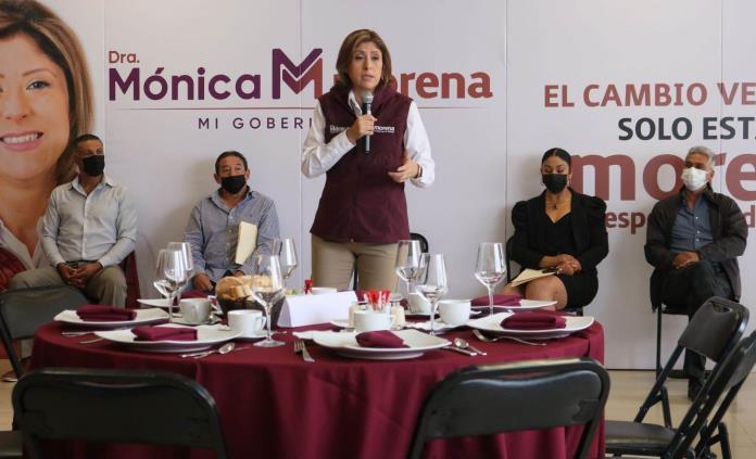 Impugnará Mónica Rangel multa del INE