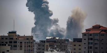 Gaza e Israel marcan su séptimo día de escalada bélica sin vistas a tregua inmediata