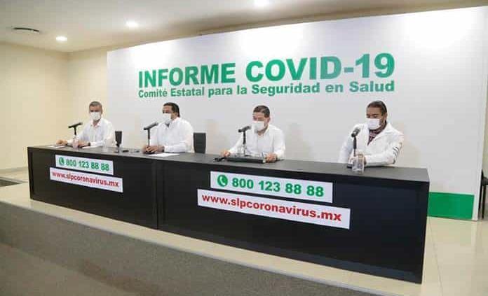 La Huasteca registró 8 casos de Covid ayer