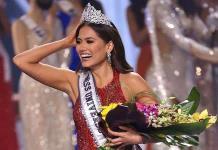 Lupita Jones y Ximena Navarrete felicitan a Andrea Meza