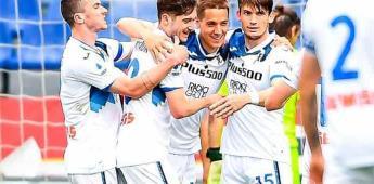 El Atalanta, a la Champions; Milan, Nápoles y Juventus, todo en 90 minutos