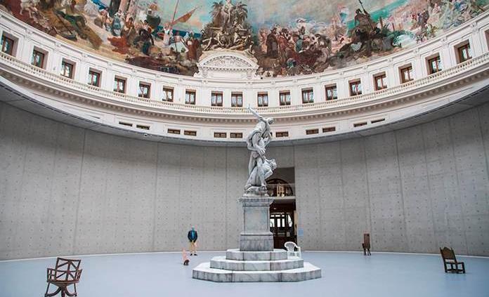 El empresario François Pinault abre en París su gran galería contemporánea