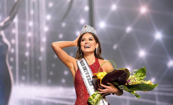López Obrador felicita a la nueva Miss Universo mexicana: Es la más guapa