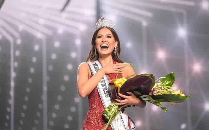 IMPI entrega derecho de marca y logo a Miss Universo 2021