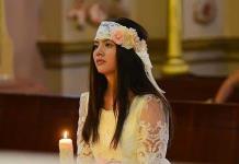 Ivanna reafirma su fe