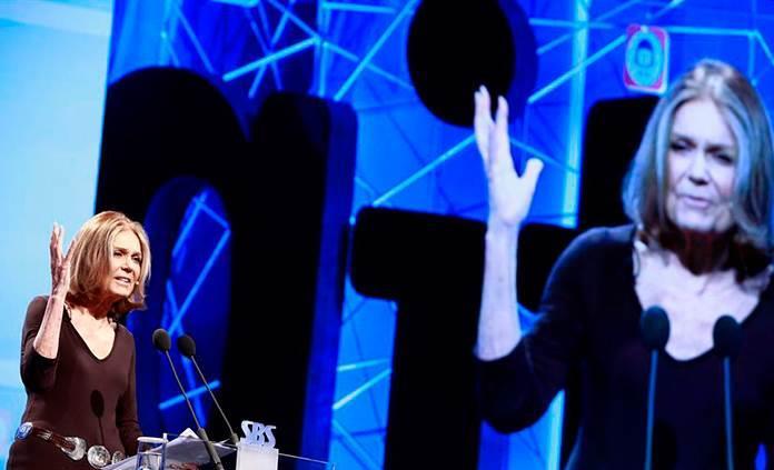 Gloria Steinem, icono del feminismo, Premio Princesa de Asturias de Comunicación