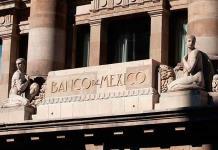 Banxico apretará política monetaria con tasa de referencia en 5.25%
