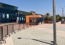 Cancelan la Fenapo por segundo año consecutivo; las instalaciones aún se usan para atender a pacientes con covid