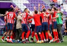 Resiste Atlético y se corona