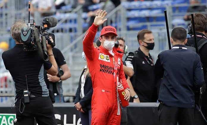 Saldrá Leclerc 1ero. en Mónaco