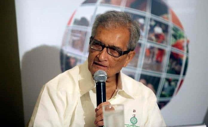 El economista Amartya Sen, Premio Princesa de Asturias de Ciencias Sociales por promover justicia y libertad