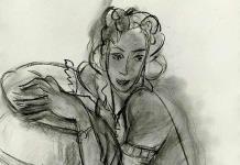 Hallan por casualidad una ilustración de Matisse estimada en 300,000 euros