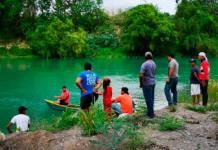 Encuentran cadáver de joven ahogado en el río Tampaón