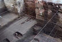 Localizan 17 entierros y construcciones prehispánicas en Xochimilco
