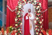 Inician peregrinaciones al Sagrado Corazón