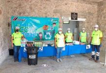 Aumenta reciclaje en comunidades de Tamuín
