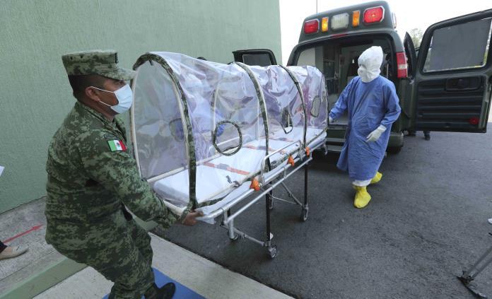 VIDEO   México acumula 229,578 decesos y 2,445,538 casos por coronavirus