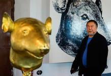 Rupture, la mayor exposición de Ai Weiwei se abre en Lisboa