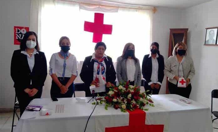 Arrancó la colecta anual de Cruz Roja