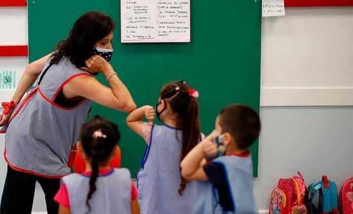 Exhortan a la SEP a que informe sobre protocolos sanitarios para regreso a clases