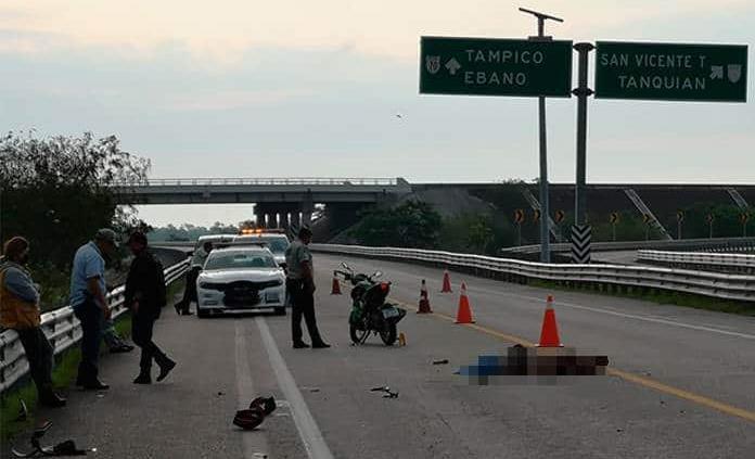 Un muerto y un herido, en choque de motos