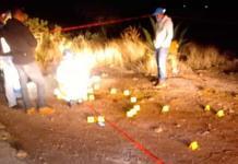 A balazos matan a un hombre en Mexquitic