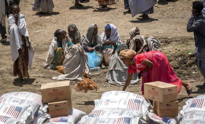 Hay unos 54,000 desplazados por extensión de la guerra de Tigray a otras regiones etíopes