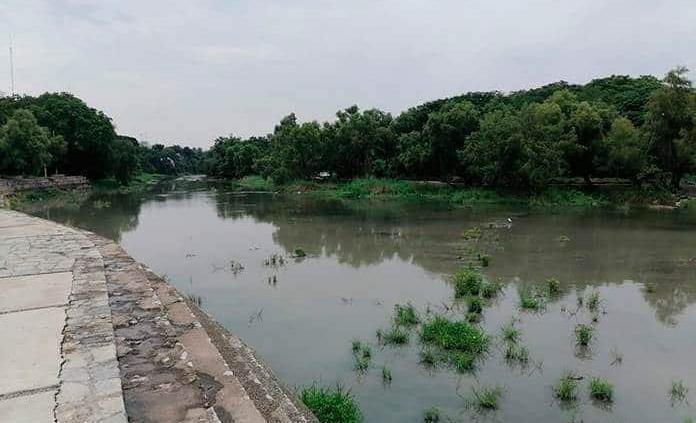 Aumenta nivel del río Valles