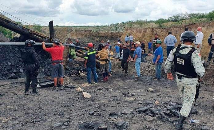 Localizan el cuerpo del séptimo trabajador de mina colapsada en Coahuila