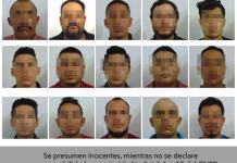 Detenidas, 15 personas por hechos violentos en Villa de Reyes