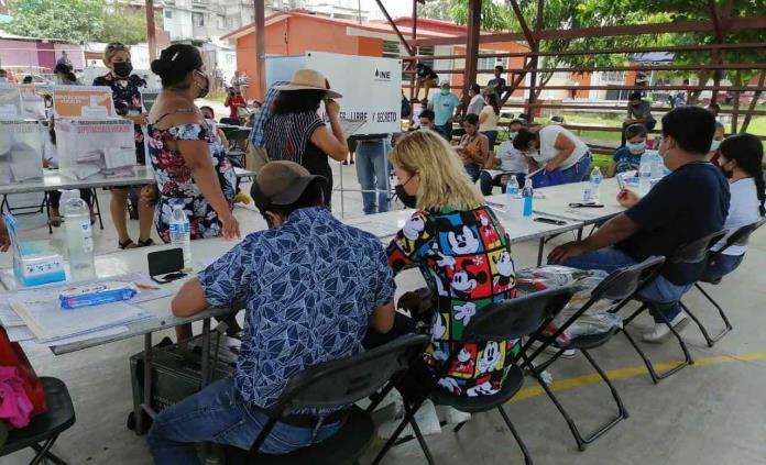 Reportan comicios tranquilos en la Huasteca potosina y Matehuala