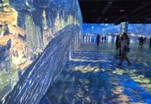 La fiebre por las exposiciones inmersivas de Van Gogh llega a Nueva York