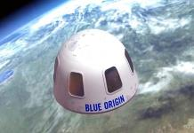 Jeff Bezos viajará al espacio el 20 de julio