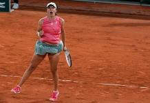 Swiatek, la única favorita que avanza en Roland Garros