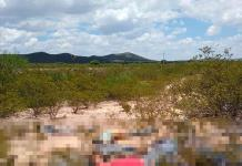 Zacatecanos, cinco de los ejecutados en Vanegas; cuatro cuerpos aún no han sido identificados