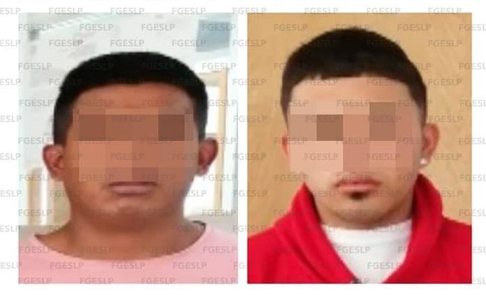 Sorprenden a dos sujetos con droga y un arma en la Industrial Mexicana
