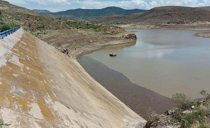 El Peaje, la presa menos favorecida por las lluvias: Conagua