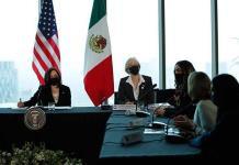 Harris reconoce retos compartidos de EEUU y México
