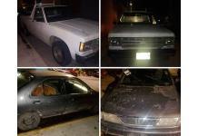 Recupera la Municipal dos vehículos hurtados