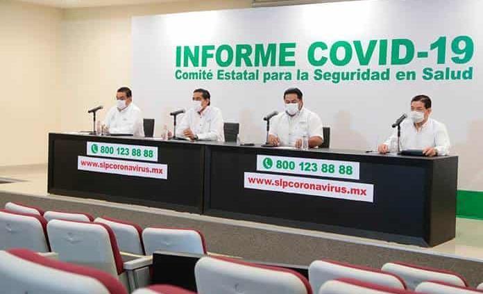 Registró Valles 4 casos nuevos de Covid ayer