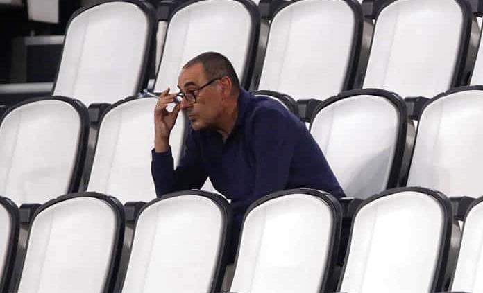 Sarri, nuevo entrenador del Lazio