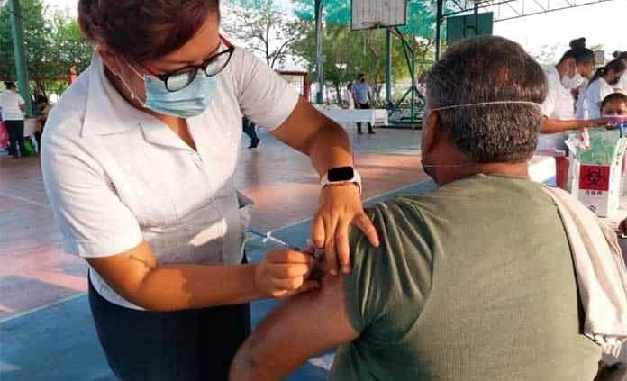 Aplicarán 20 mil vacunas anticovid para cuarentones
