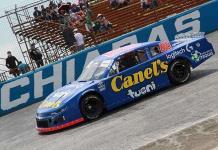 García Jr., en el 2do. sitio de la clasificación