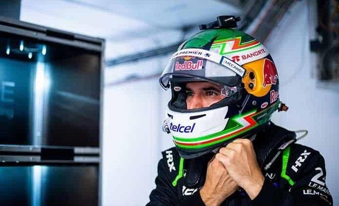 Gran remontada de Rojas Jr. en European Le Mans series